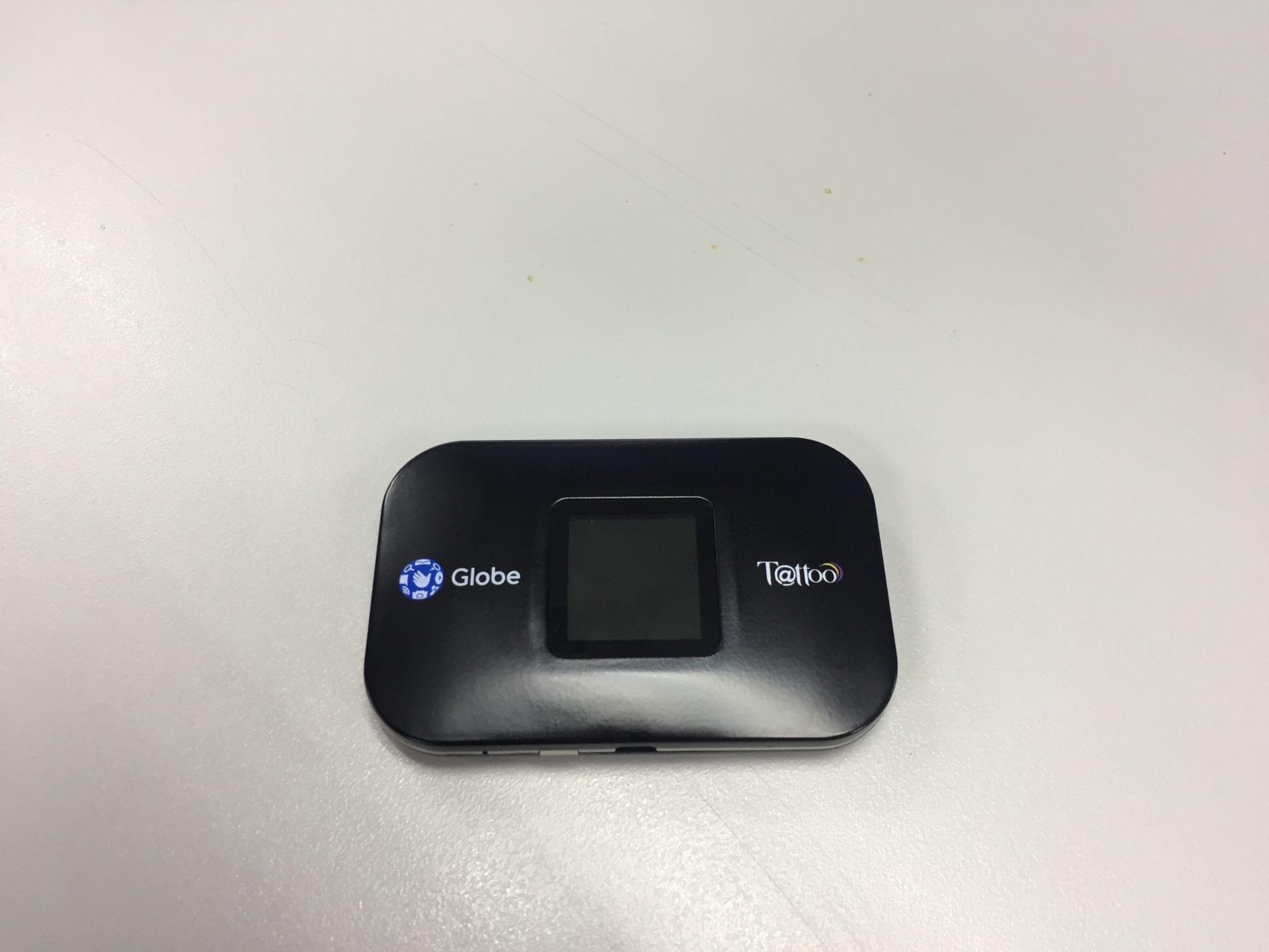 Globe Tattoo LTE Mobile WiFi Review header.