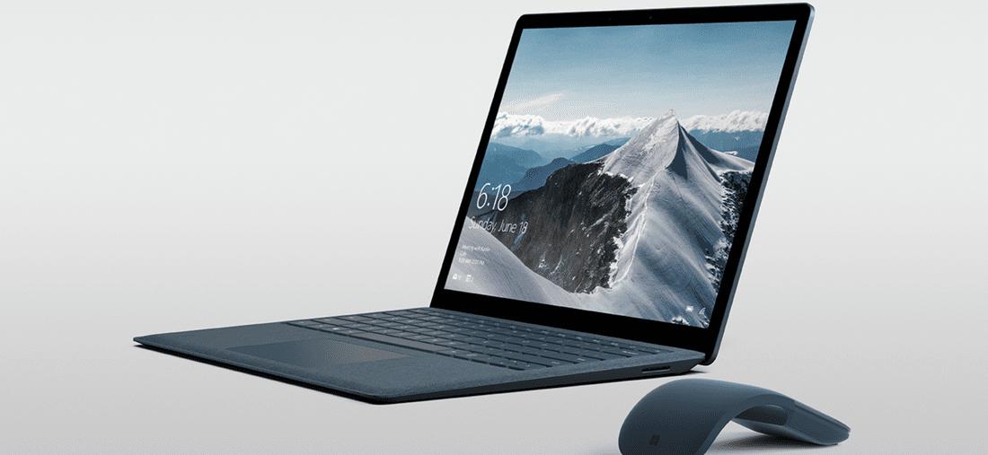 surface laptop header
