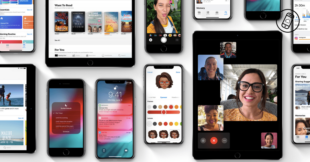 iOS 12 Roundup Header
