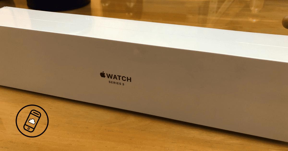 Apple Watch Series 3 First Impressions Header