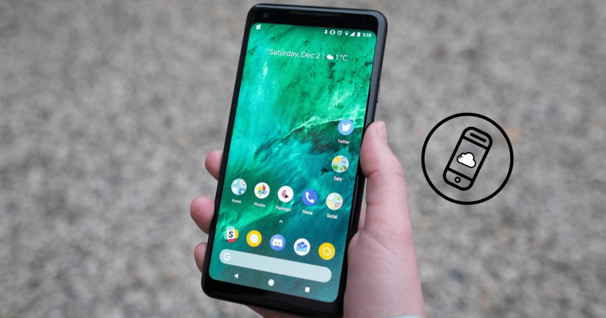 Do Not Care About Google Pixel Header