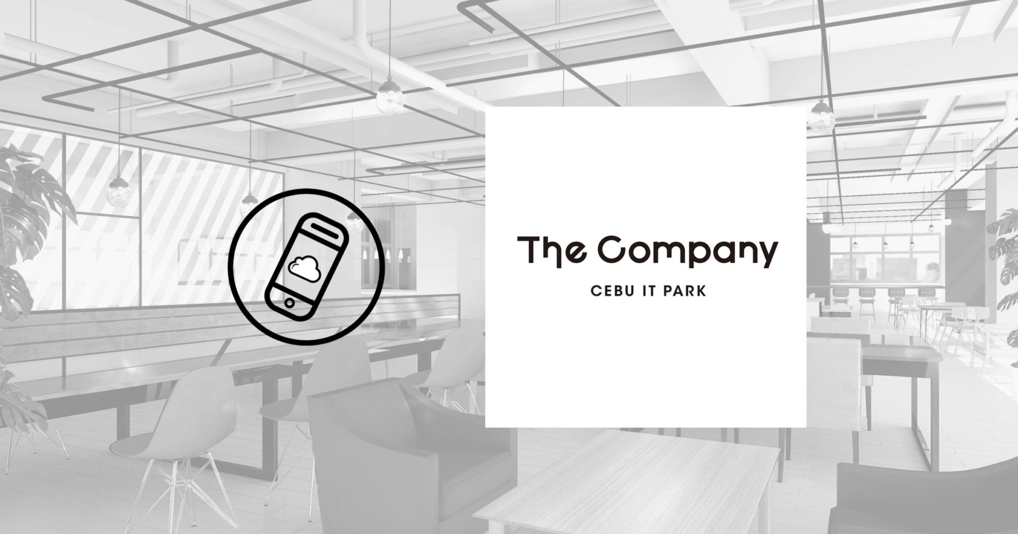 The Company Cebu Contest Header