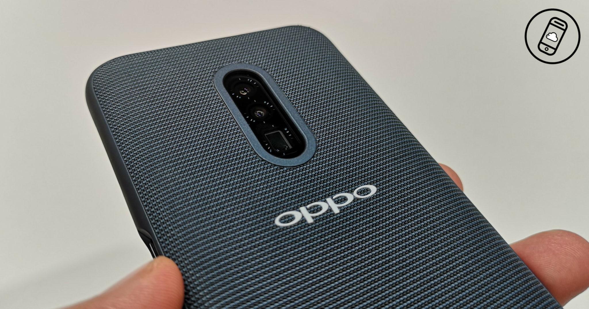 OPPO 10x Lossless Zoom Camera Header