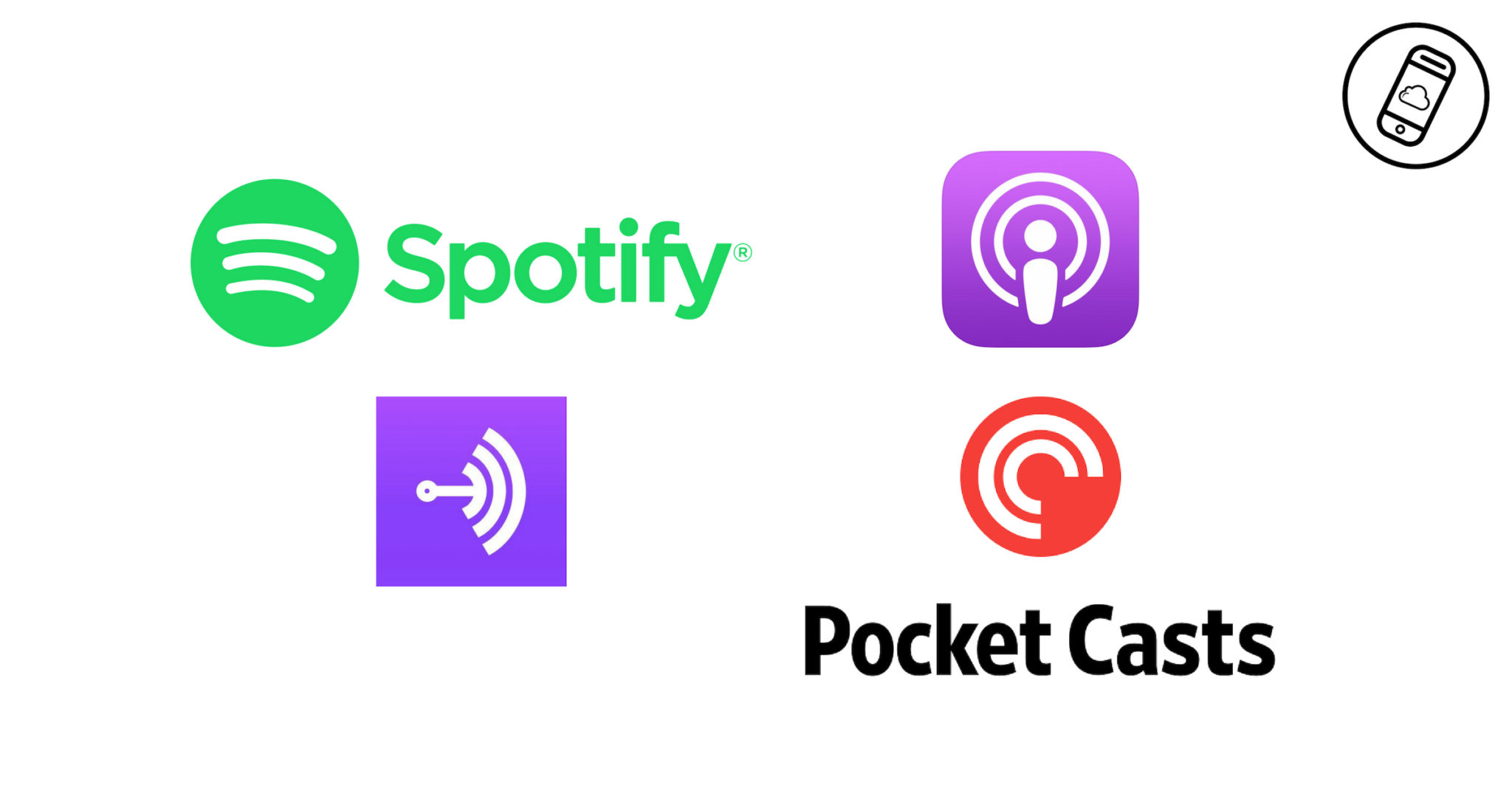 Podcasts Too Big for Spotify Header