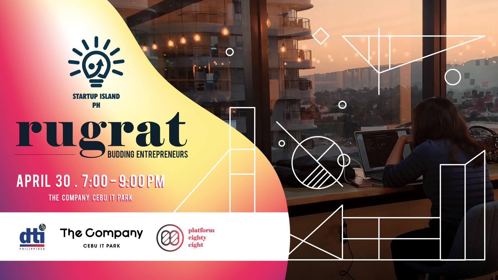 Rugrat: Budding Entrepreneurs Header
