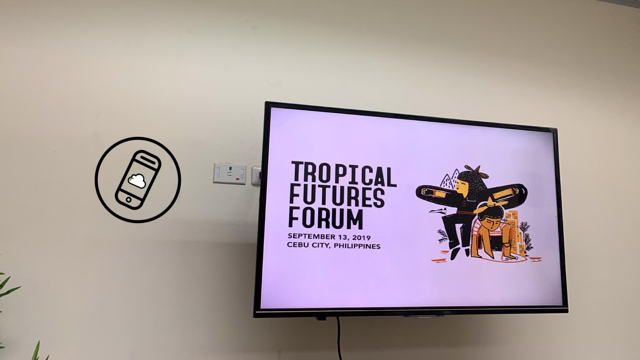 Tropical Futures Forum New Header