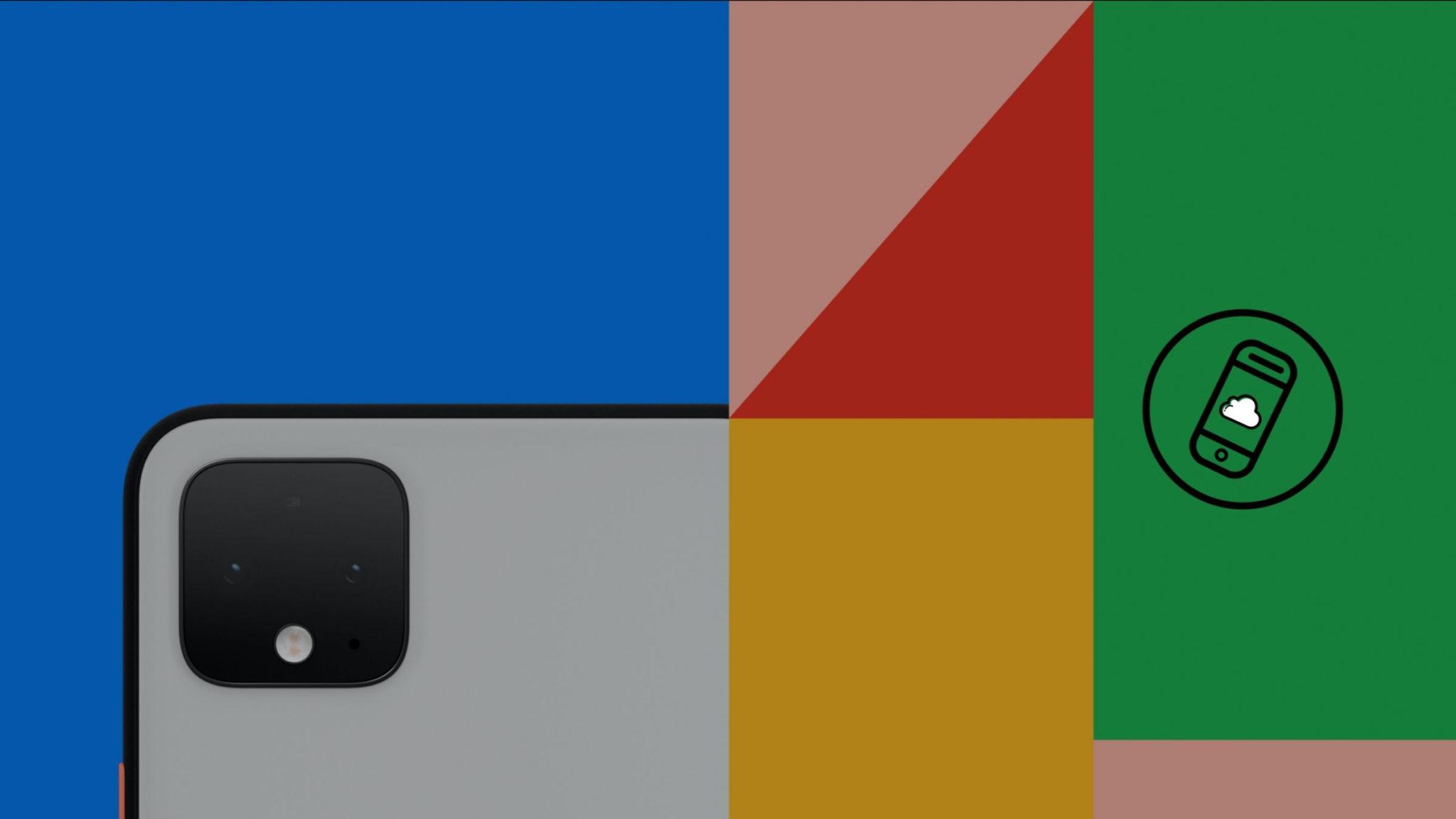 Google Pixel 4 Header