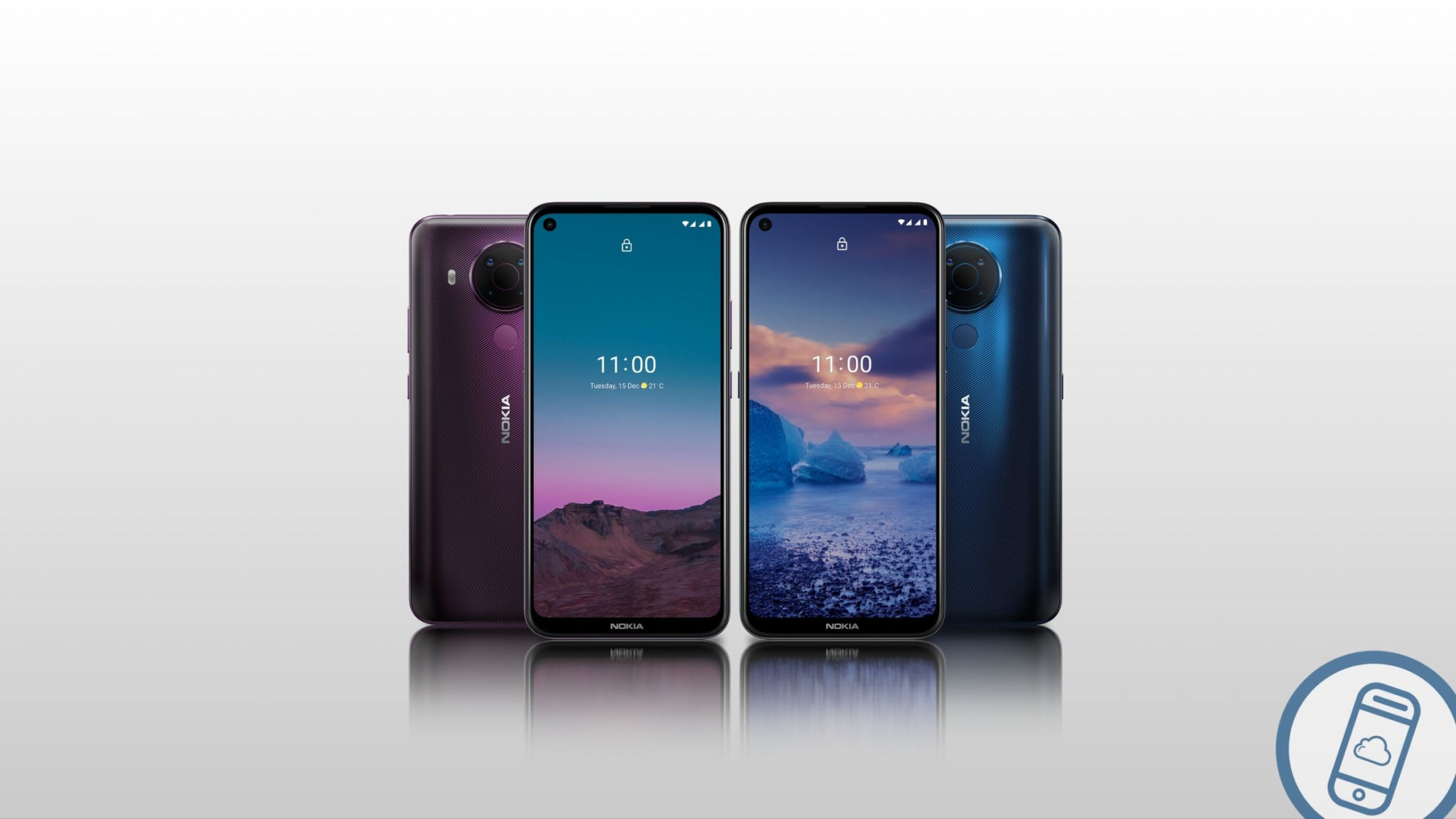 Nokia 5.4 and Nokia 1.4 Launch Philippines Header