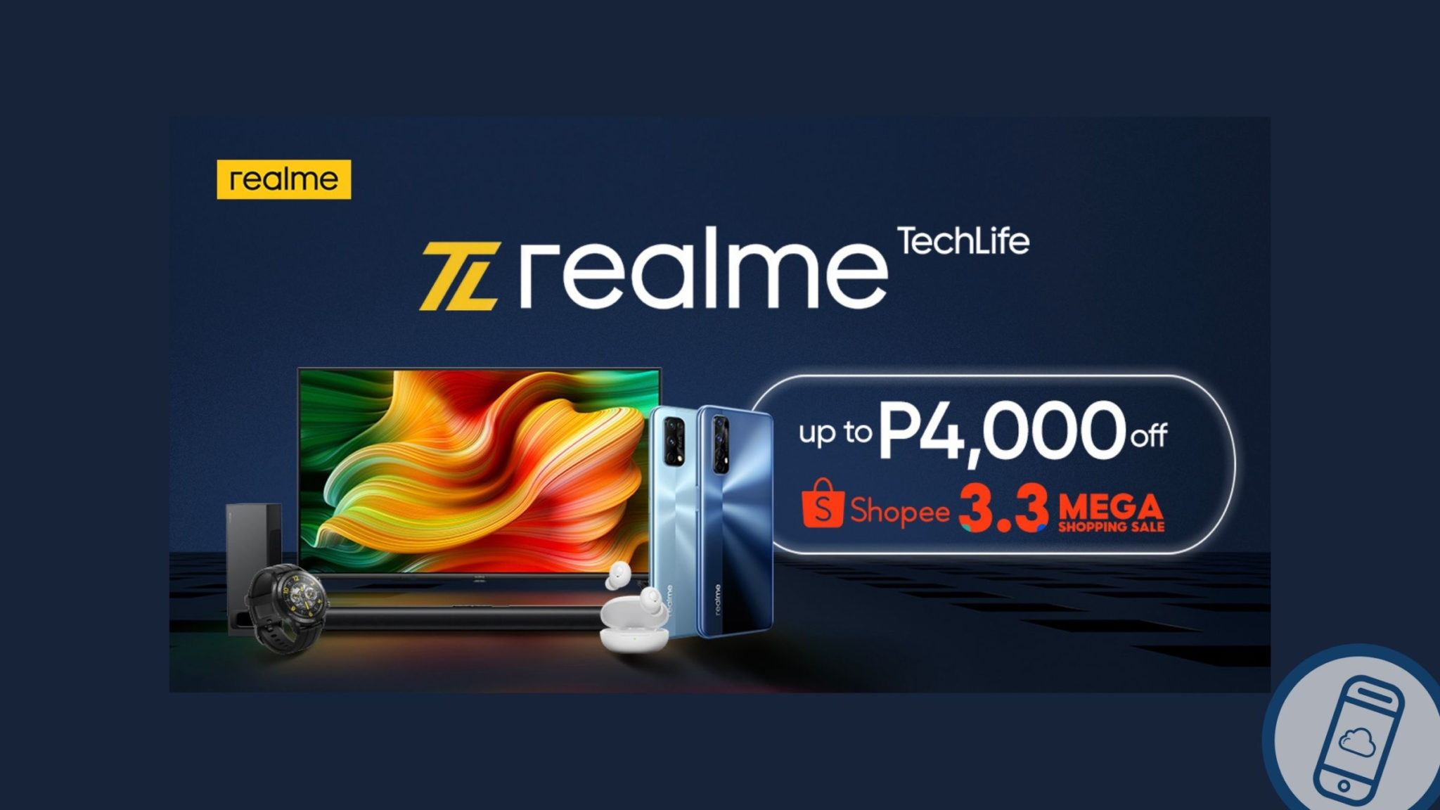 realme TechLife Philippines Header
