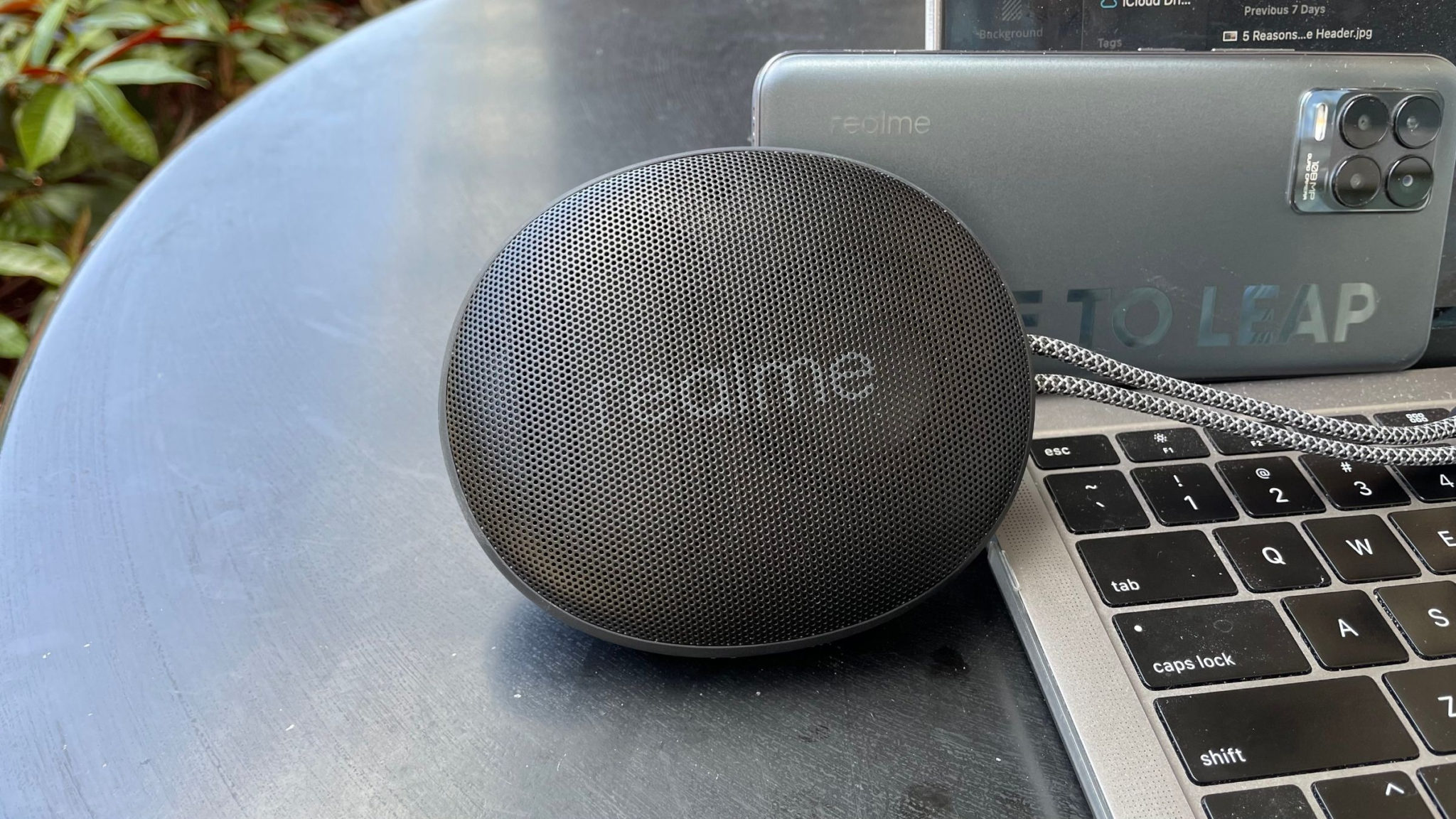 realme Cobble Båluetooth Speaker Review - Blog Header