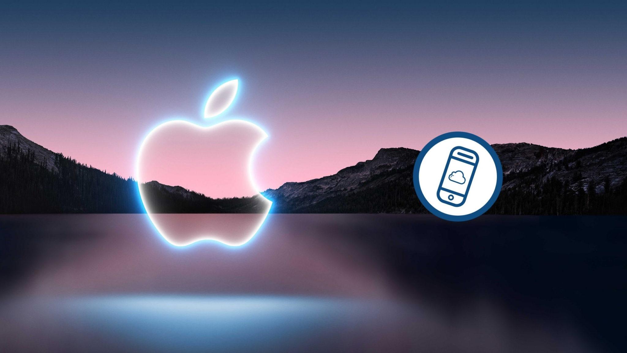 Apple California Streaming Event Header