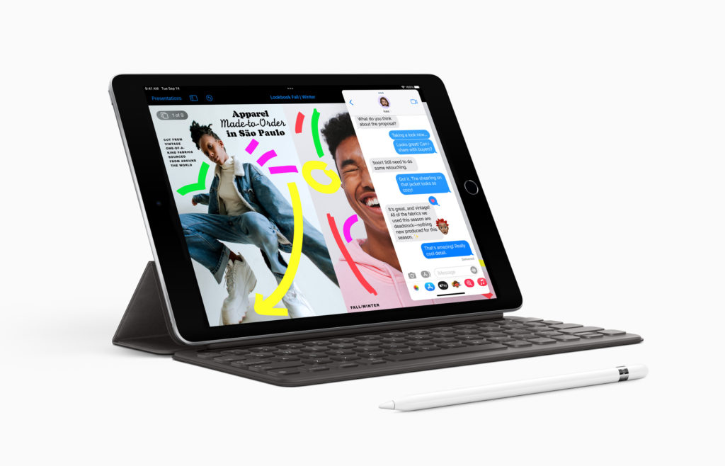 Apple California Streaming event - 9th-gen iPad