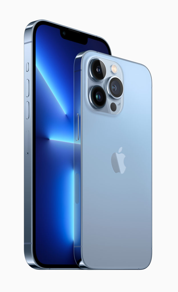 Apple California Streaming event - iPhone 13 Pro