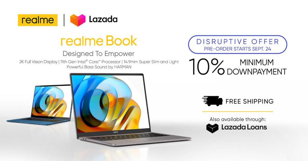 realme Book Lazada Exclusive