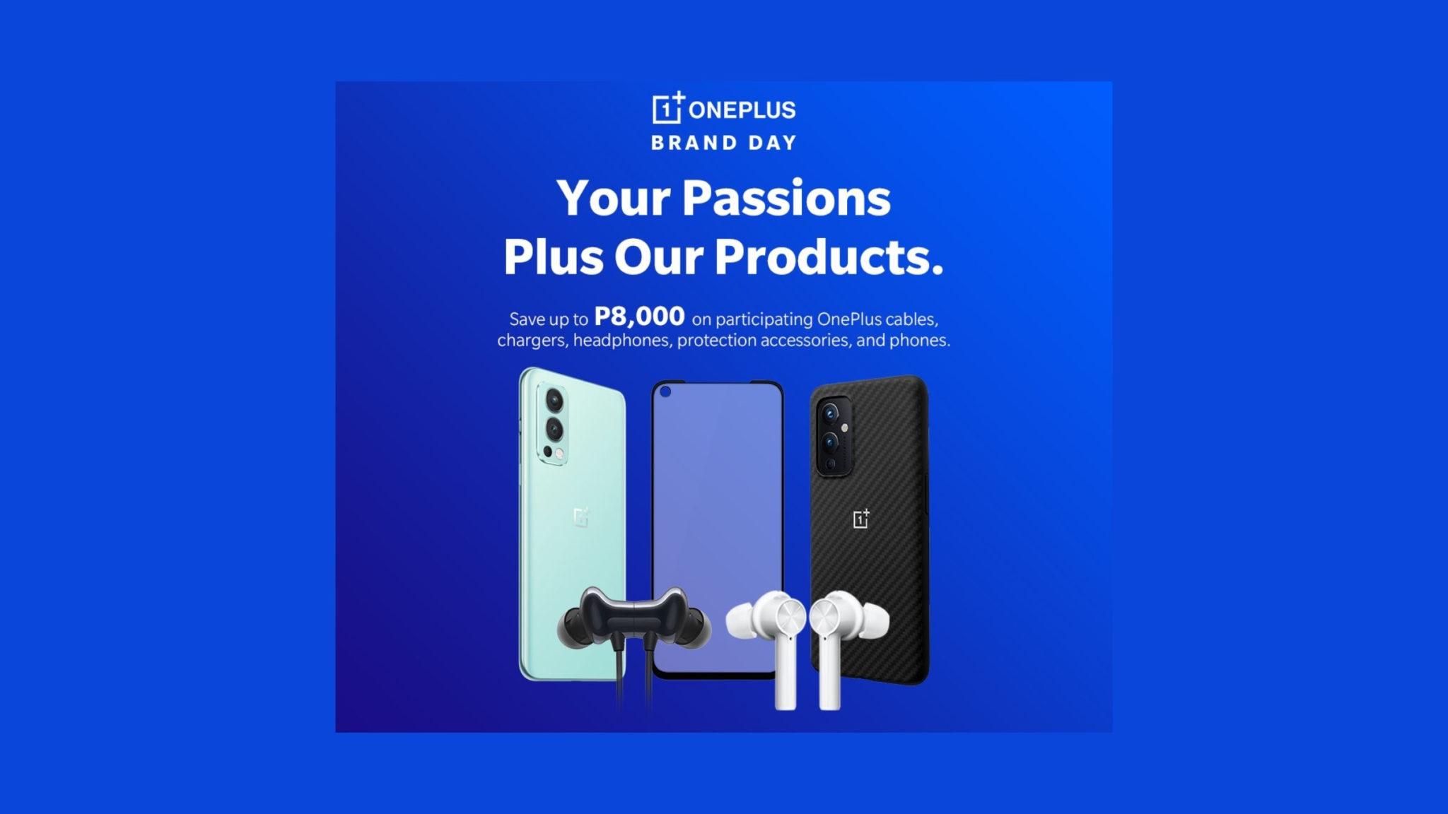 OnePlus Brand Day Header