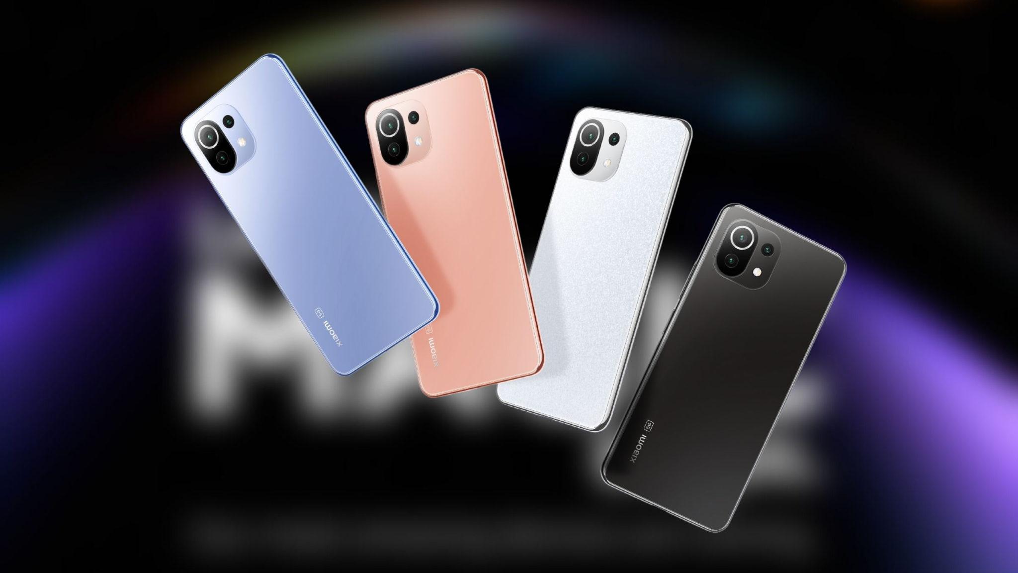 Xiaomi 11 Lite 5G NE Philippines Header
