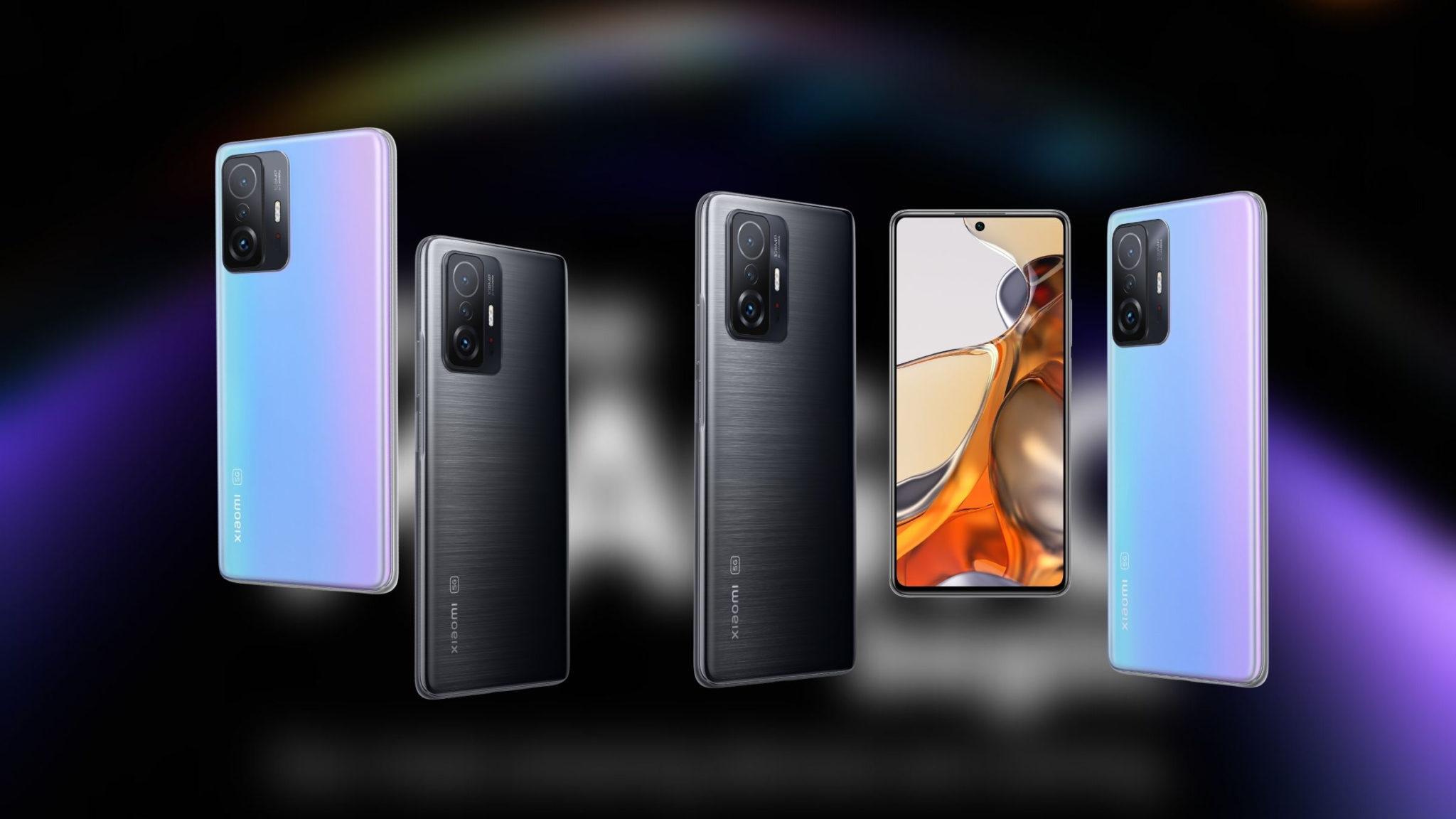 Xiaomi 11T Series Philippines Header