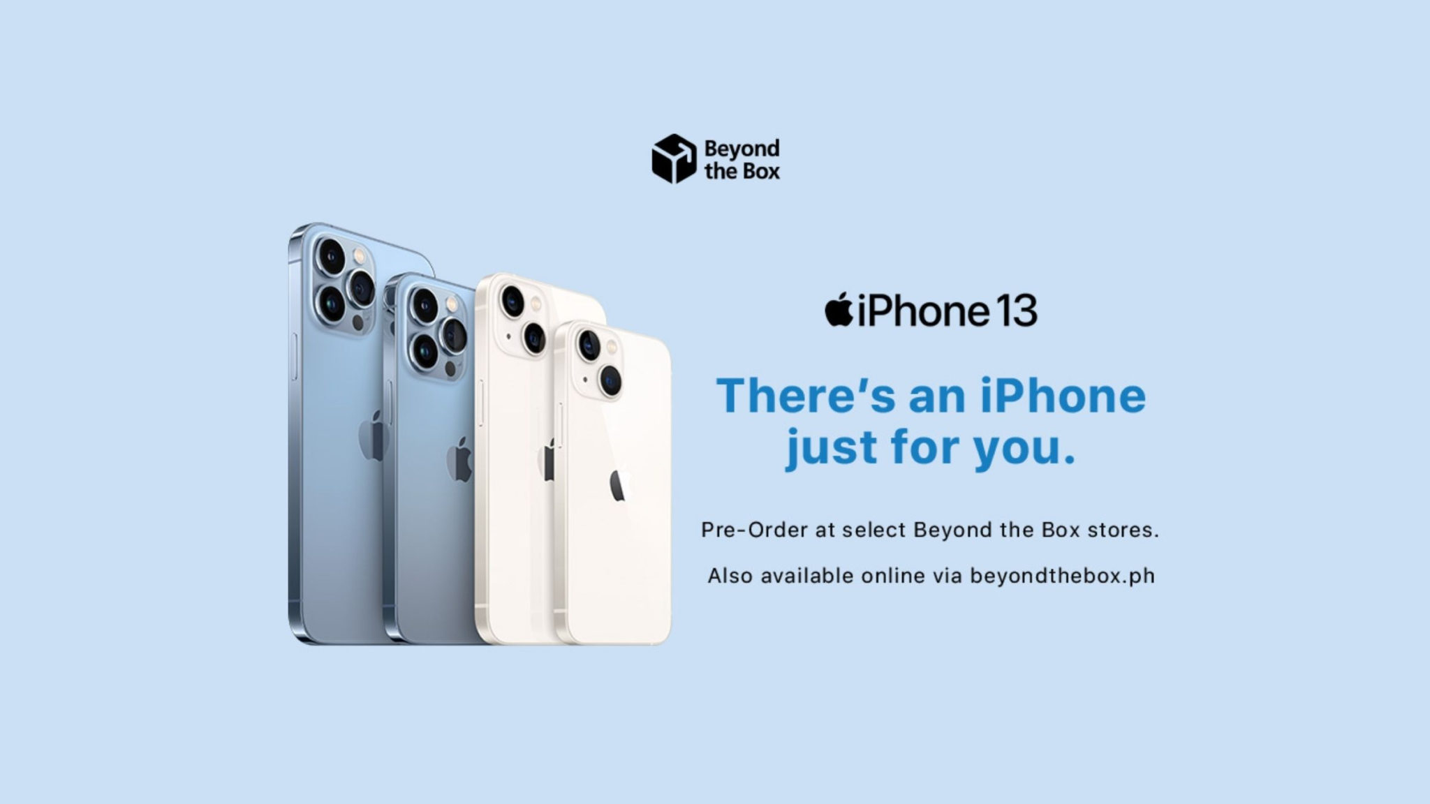 iPhone 13 Preorders Beyond The Box Header